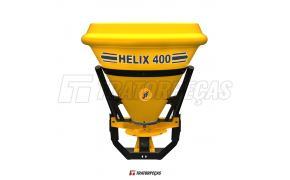 JF Helix 400 Distribuidores de Fertilizantes, Calcário e Semeadeira