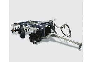 Grade Aradora CRSG Controle Remoto BALDAN - 14x26